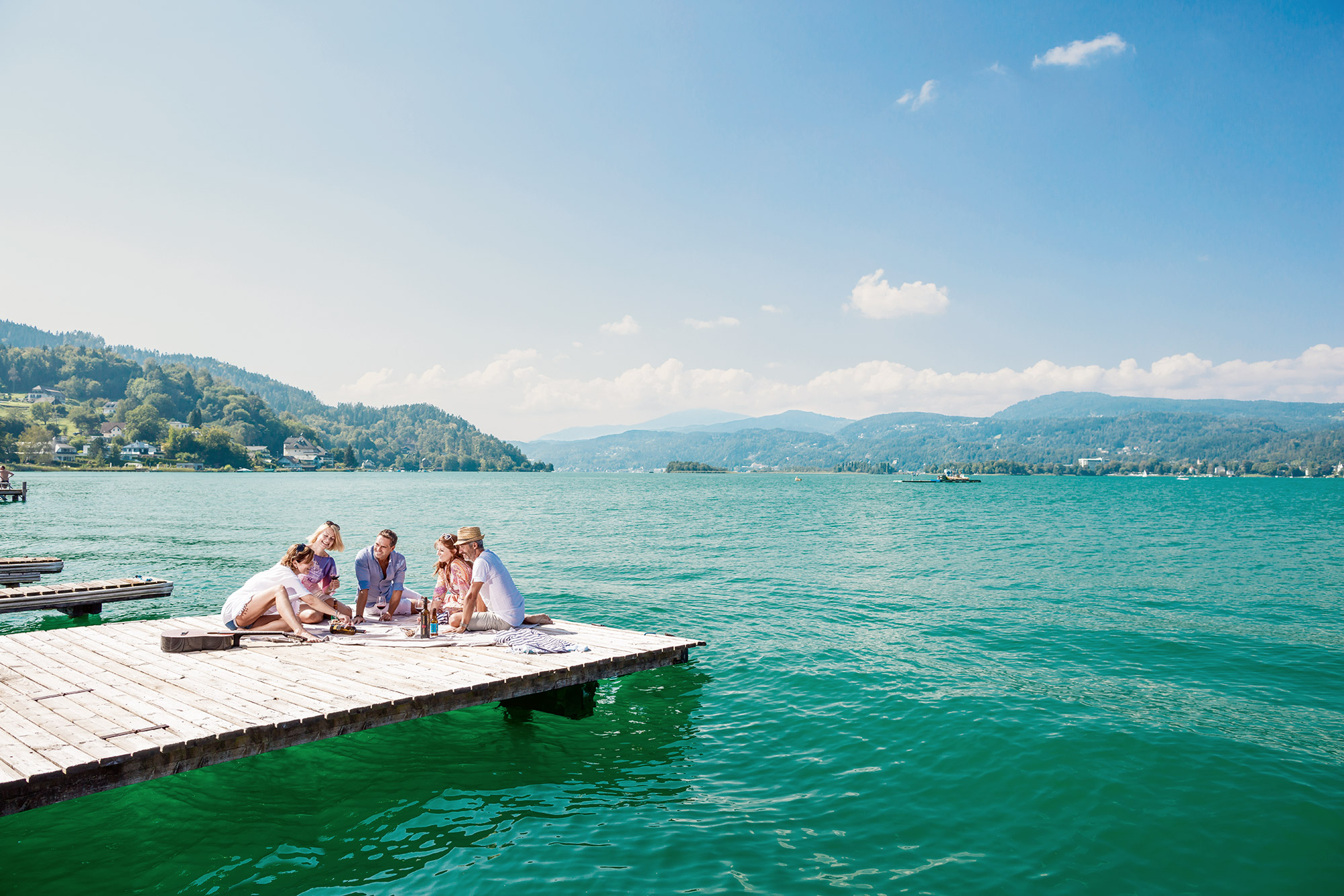 Holidays on Wörthersee in Carinthia